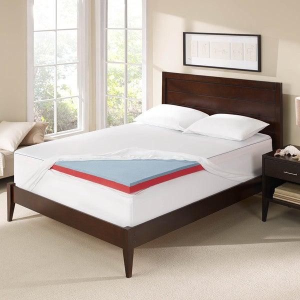 serta cool twist gel memory foam mattress reviews