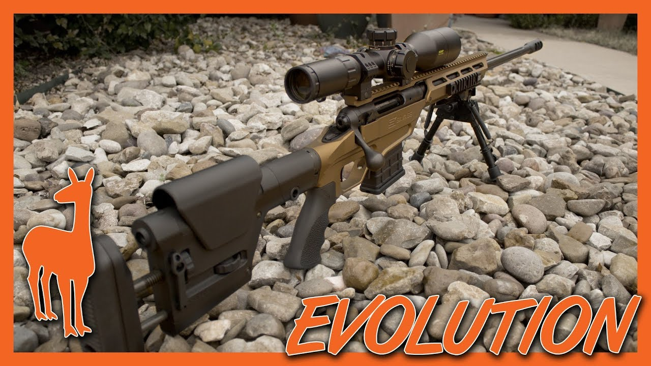 savage 110 ba stealth evolution review