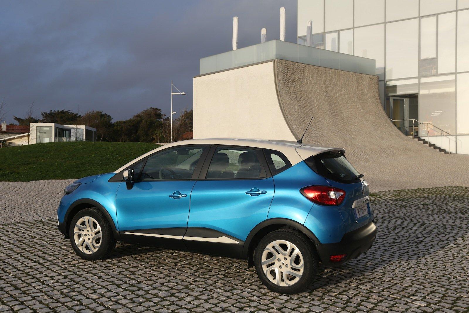 what car review renault captur