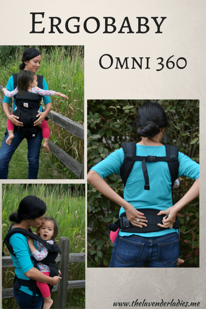 omni 360 baby carrier review