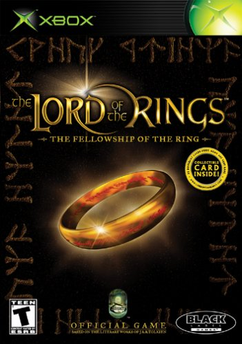 new lord of the rings game review