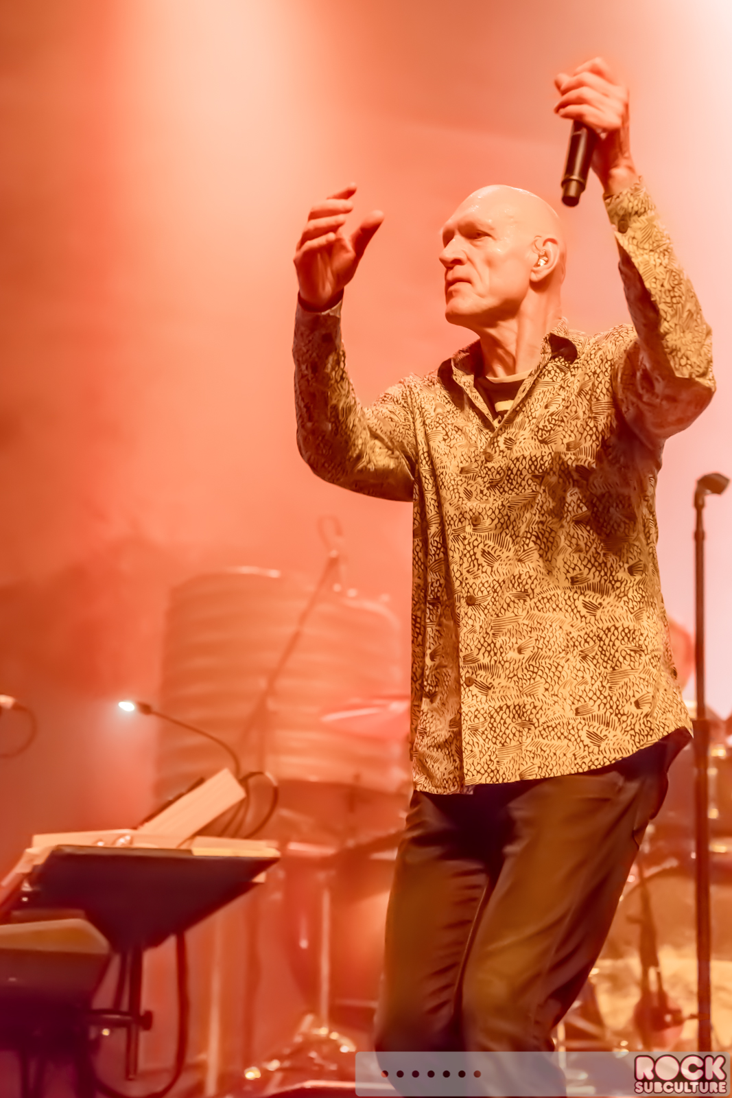 midnight oil concert reviews 2017