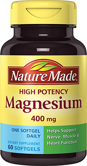 magnesium supplement reviews and quality ratings