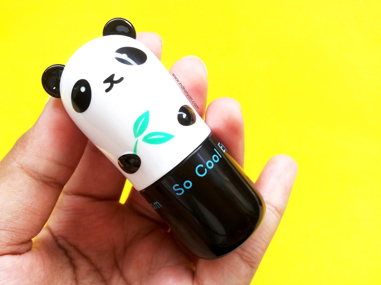 tony moly panda eye stick review