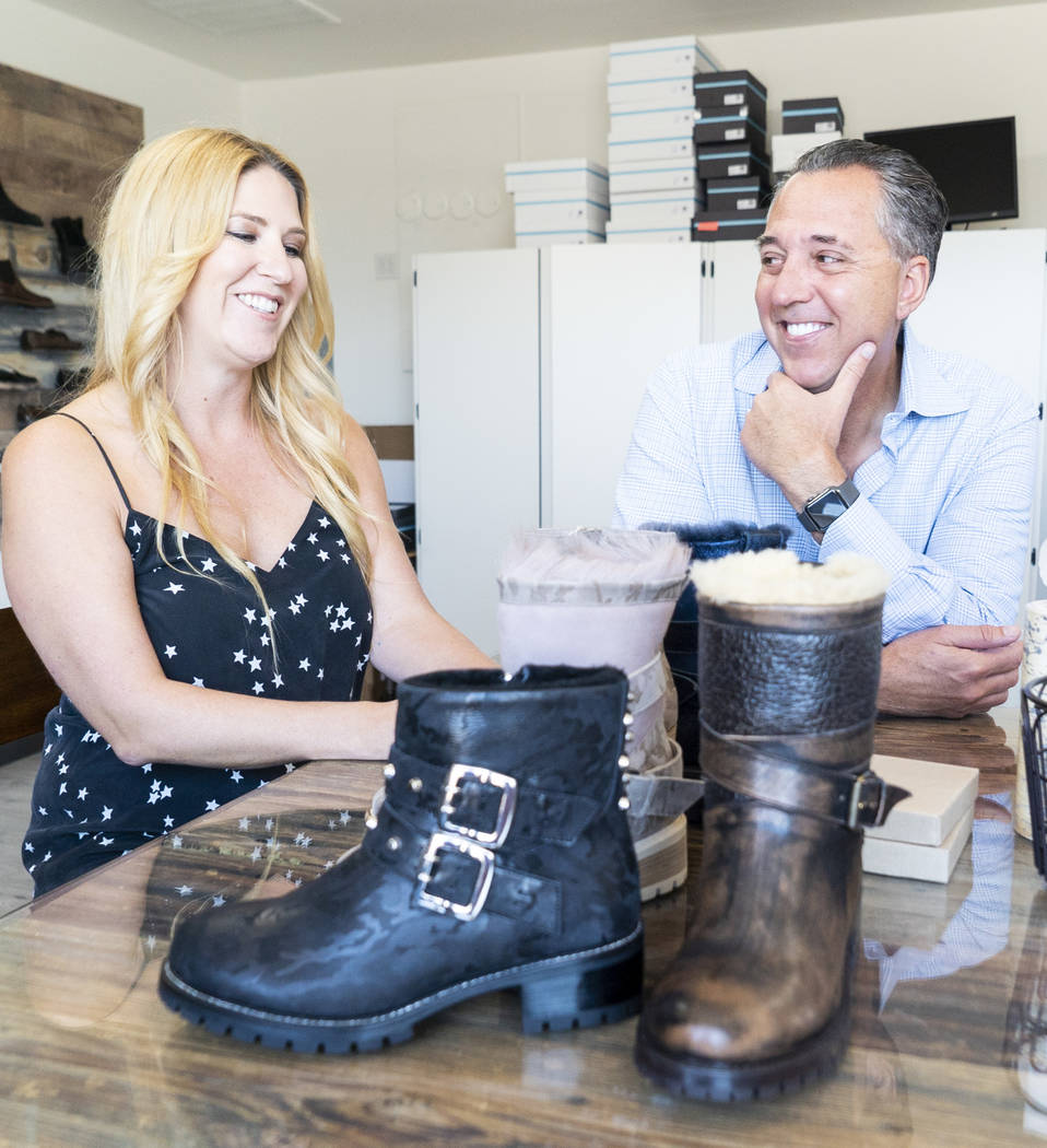 the left shoe company review