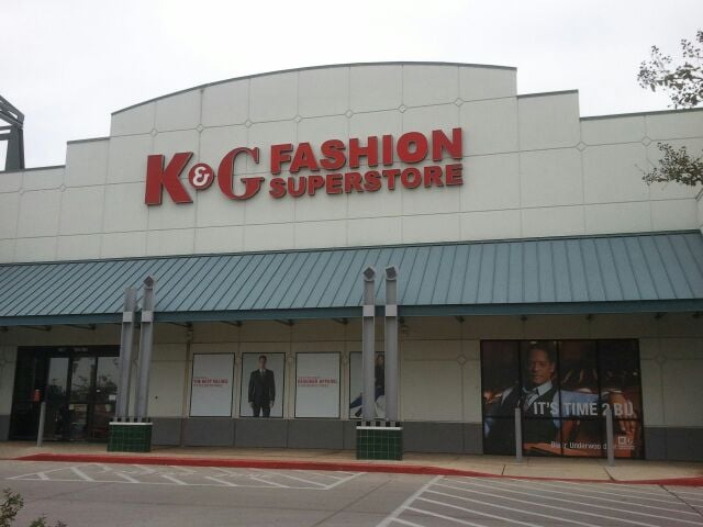 k&g fashion superstore reviews