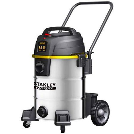 stanley 8 gallon wet dry vac reviews