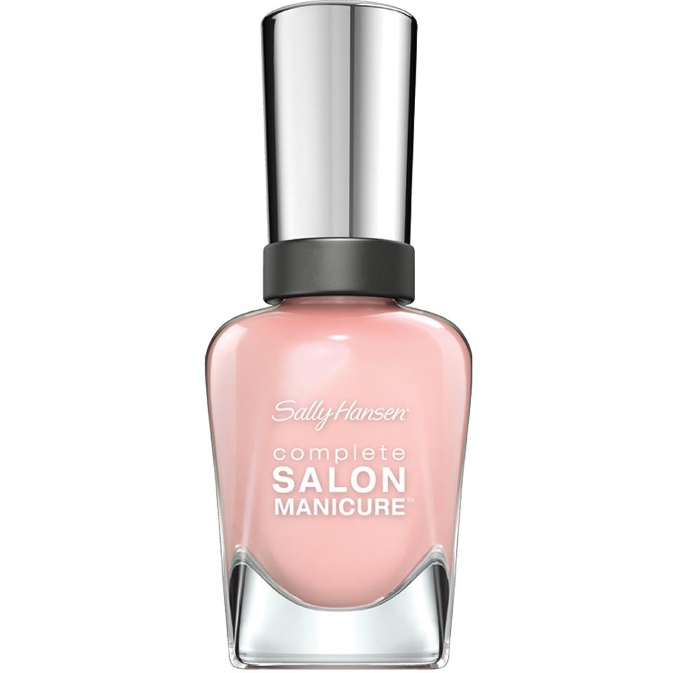 sally hansen salon complete manicure review