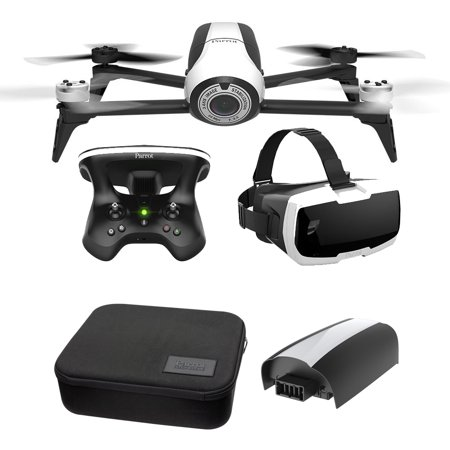 parrot bebop drone 2 with skycontroller review