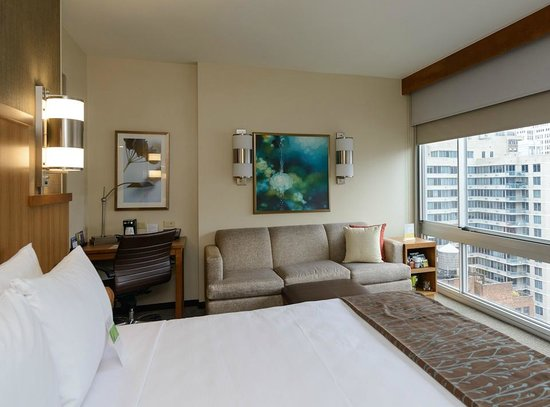 hyatt place new york reviews