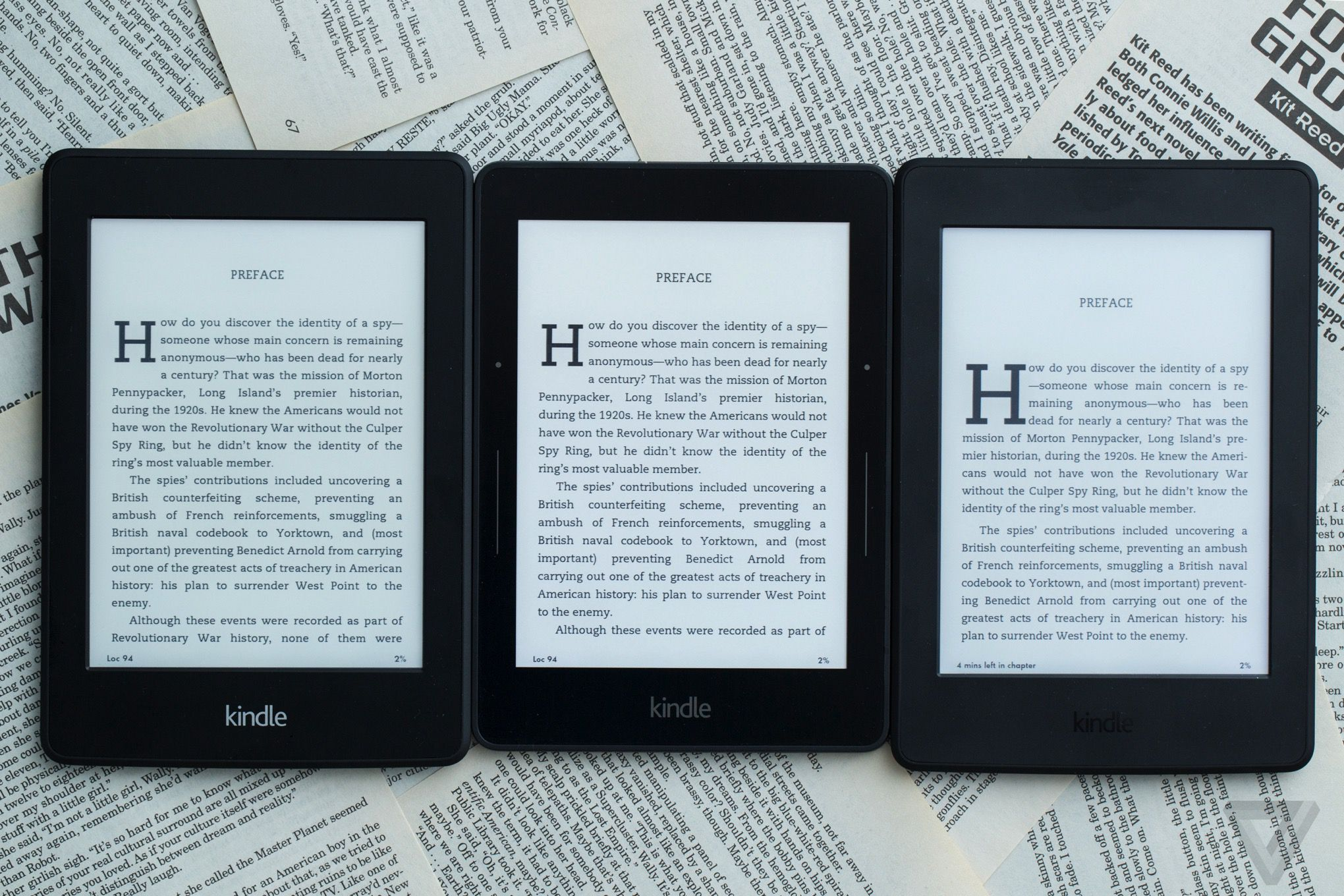 kindle paperwhite review the verge