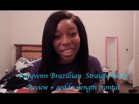 mayvenn hair review brazilian straight