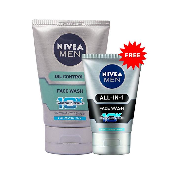nivea gentle face wash review