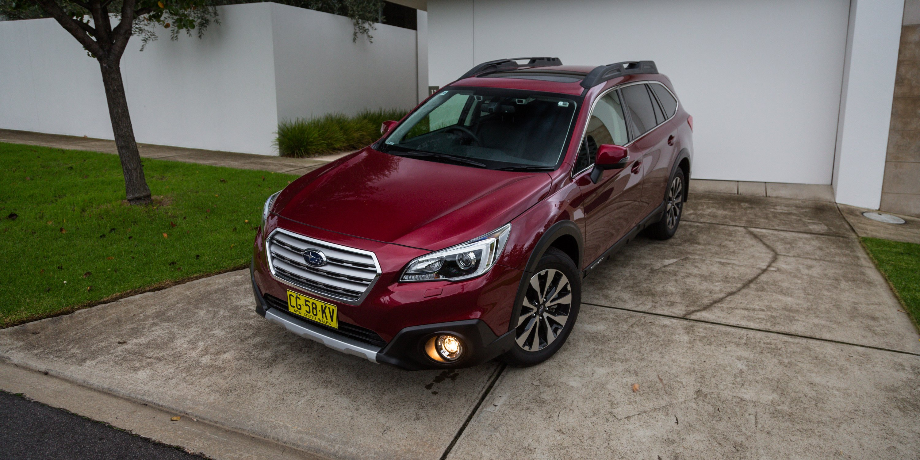 subaru outback diesel long term review