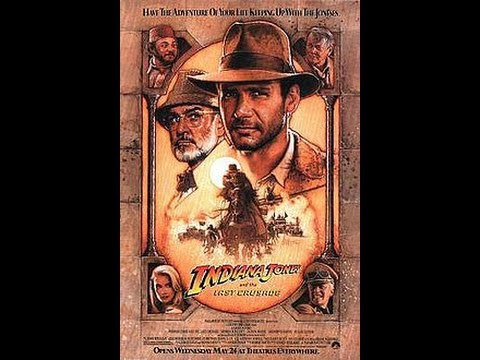 indiana jones and the last crusade review