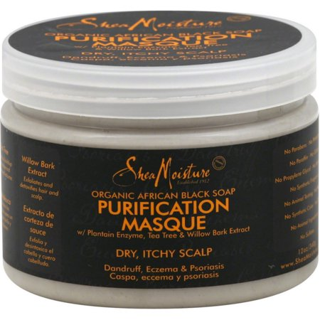 shea moisture purification masque review