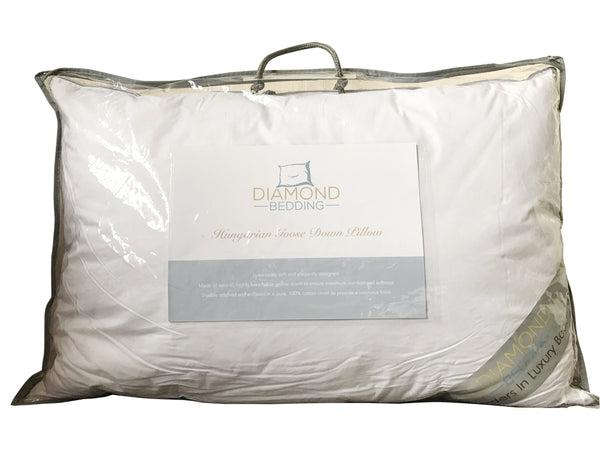 hungarian goose down pillow review