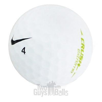 nike crush golf balls review