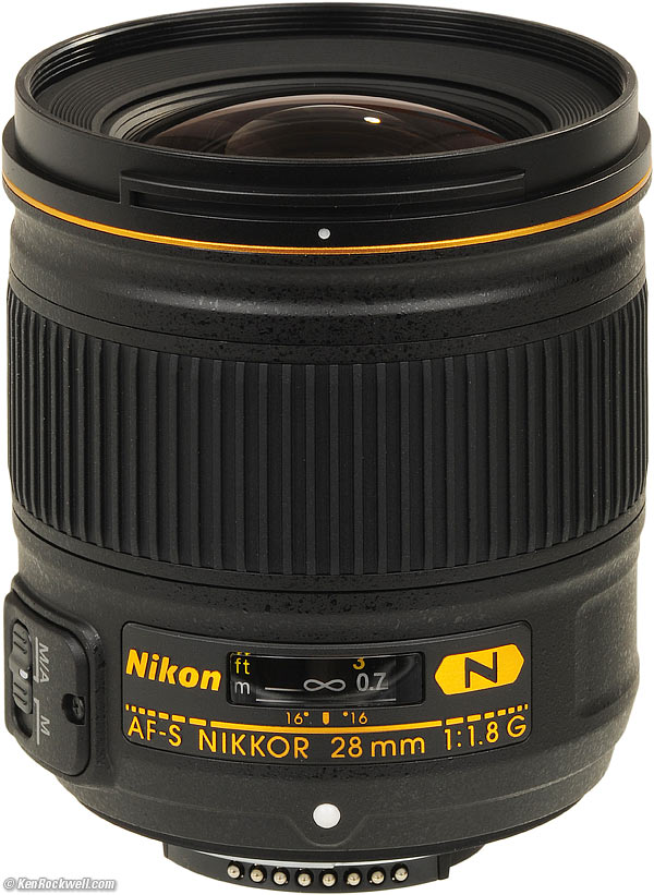 nikon 1 18.5 mm lens review