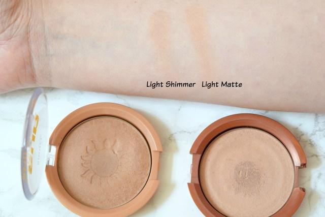 rimmel sun shimmer bronzer review