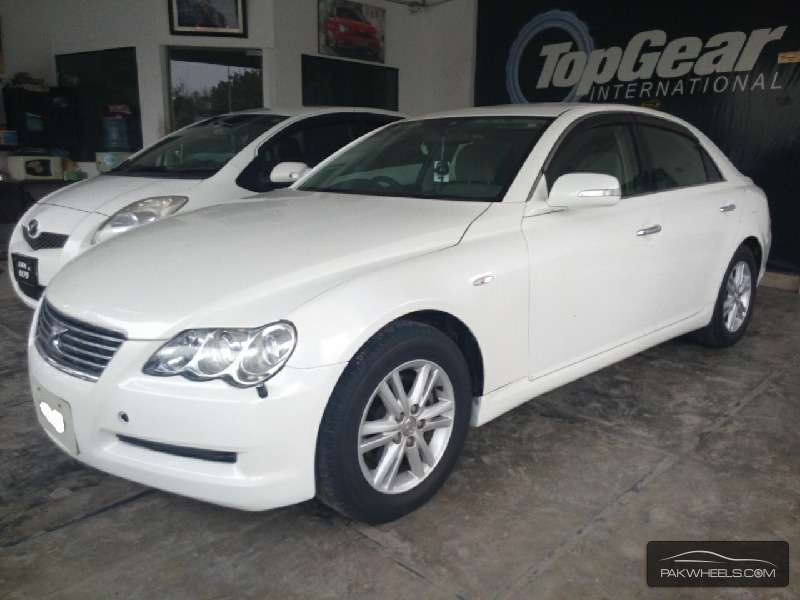 toyota mark x 2006 review