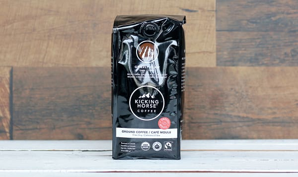 kicking horse coffee grizzly claw review