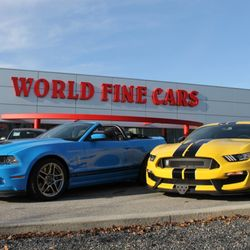 world fine cars toronto reviews