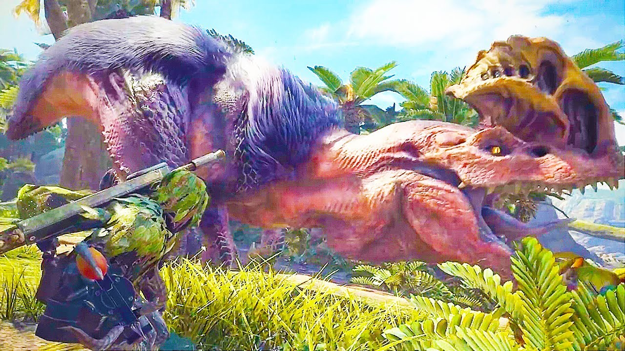 monster hunter world xbox one review