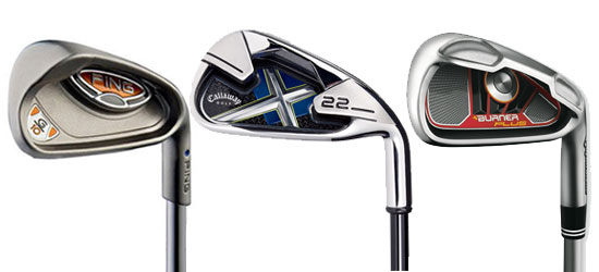 taylormade burner plus irons review golf digest