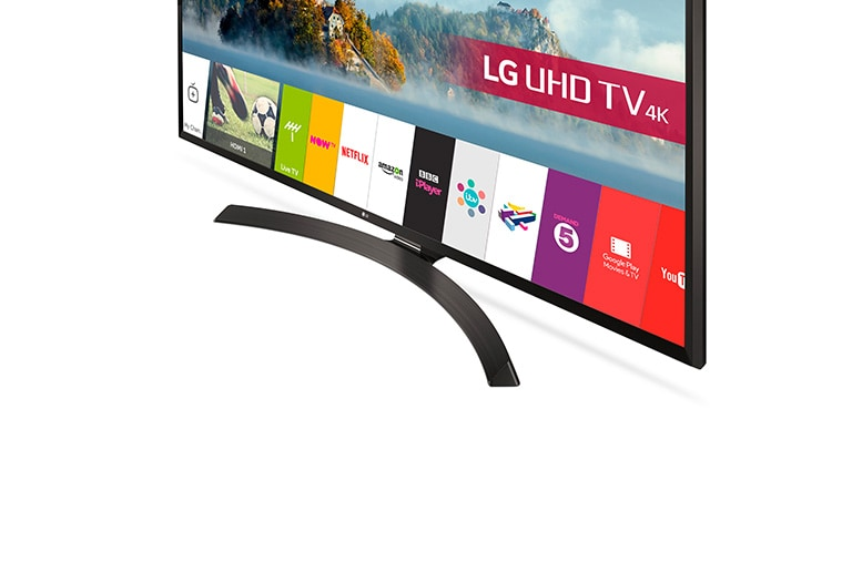 lg 43uj6500 43 in smart 4k led tv review