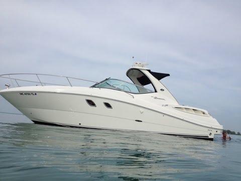 sea ray sundancer 310 review
