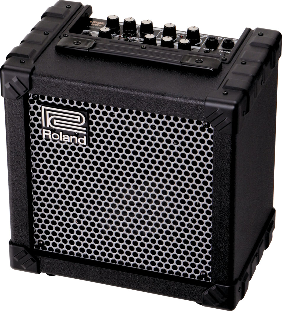 roland cube guitar amp review