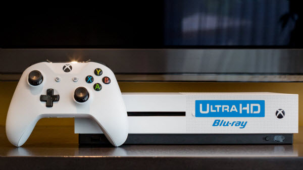 xbox one s 4k bluray review