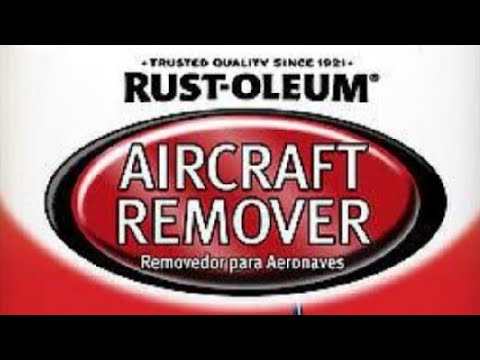 rust oleum aircraft remover review