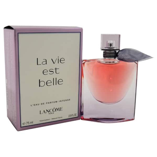 review lancome la vie est belle
