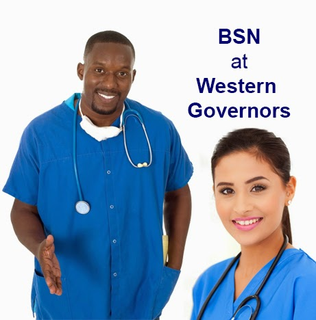 western governors university nursing program reviews