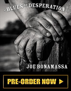 joe bonamassa blues of desperation review