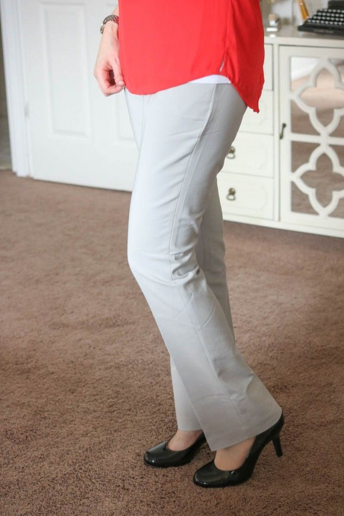 old navy harper pants review