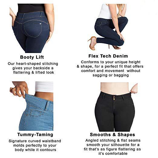 one size fits all jeans review