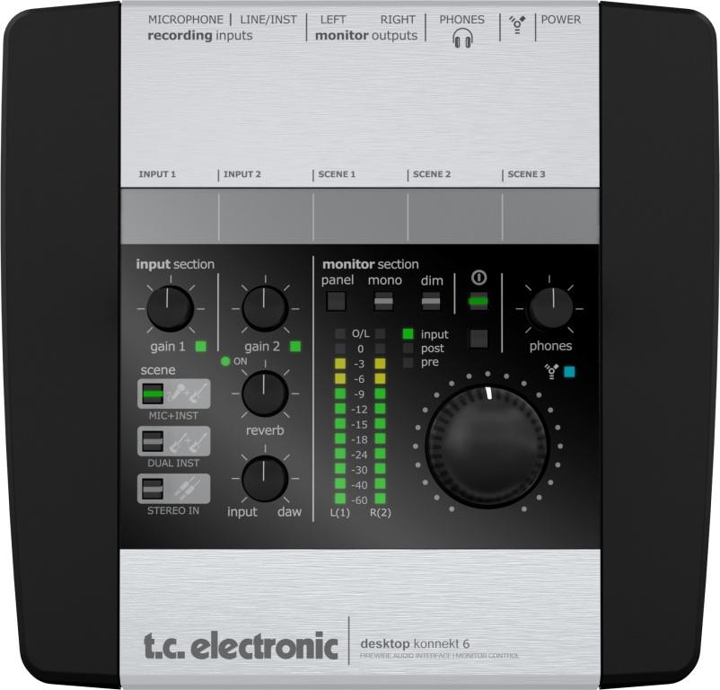 tc electronic konnekt 6 review