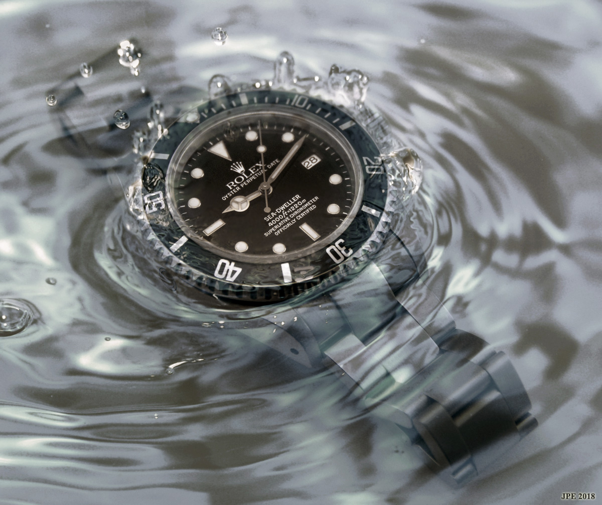 rolex sea dweller 16600 review