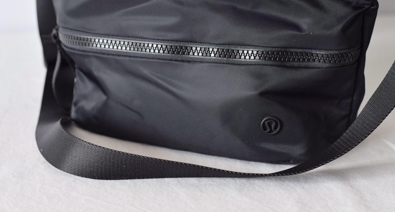 lululemon go lightly bag review