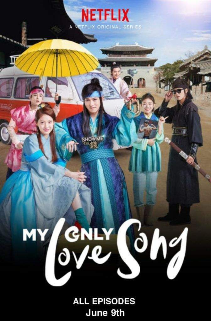 my only love song review