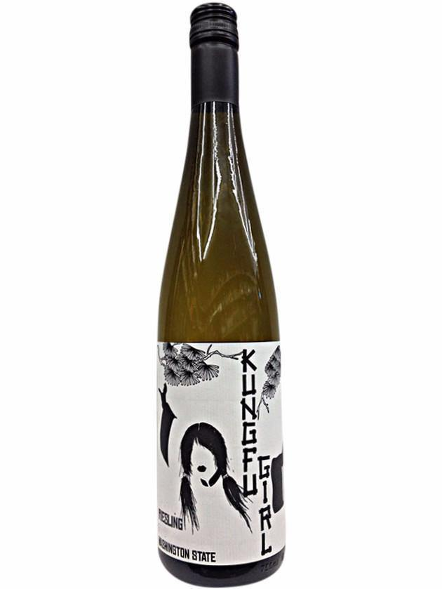 kung fu girl wine review