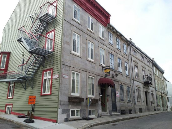 maison du fort quebec city reviews