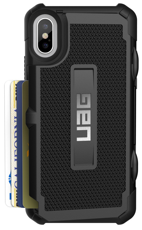 uag iphone x case review