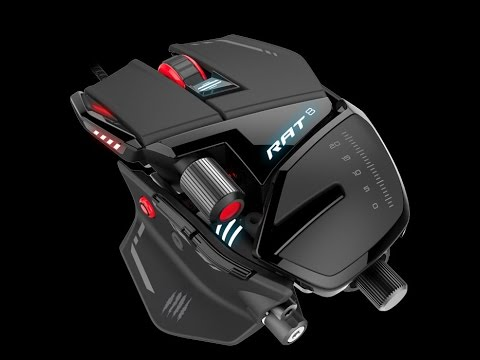 mad catz rat 8 review