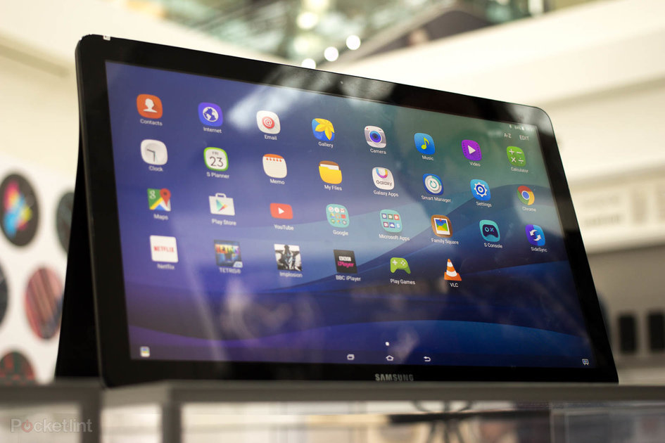 samsung galaxy view 18.4 tablet review