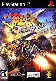 jak x combat racing review