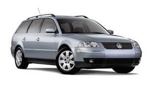 vw passat wagon v6 review